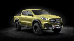Mercedes-Benz X-Class to be offered with many customisation parts - Report