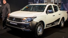 Ram 1200 (rebadged Mitsubishi L200) announced for the Middle East
