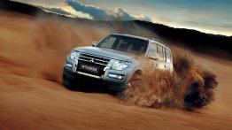 Mitsubishi Montero (Mitsubishi Pajero) has a 50/50 chance to get a successor - Report