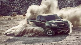 Chevrolet feels vindicated about the success of the Chevrolet Colorado - USA
