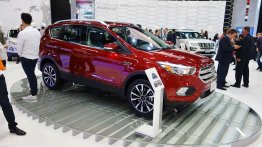 New Ford Escape showcased at 2016 Bogota Auto Show
