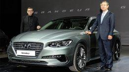 2017 Hyundai Grandeur launched in South Korea