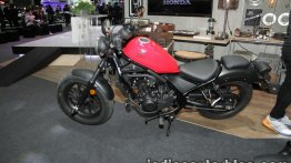 Honda Rebel 250 & Honda Rebel 500 cruisers launched in Japan