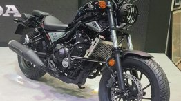 Honda Rebel 500 - Thai Motor Expo Live
