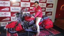Indian Springfield launched in India at INR 31.07 lakhs