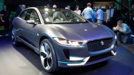 Jaguar i-Pace concept - In 8 Live Images