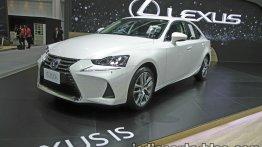 Lexus IS, Lexus LS - 2016 Thai Motor Expo Live