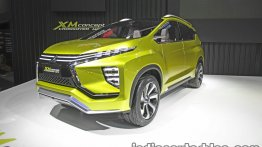 Bookings for Mitsubishi's Maruti Ertiga rival to open in Indonesia this July