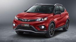 Pininfarina-designed SEM DX3 unveiled at Guangzhou Motor Show