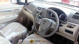Proton Ertiga interior photos emerge ahead of launch