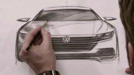VW Arteon (VW CC replacement) to debut at 2017 Geneva Motor Show