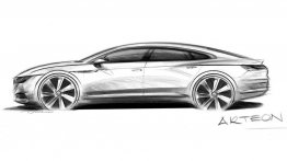 VW Arteon may have a shooting brake version - Report