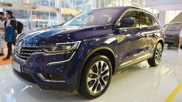 New Renault Koleos - Bologna Motor Show Live