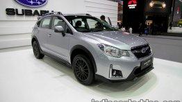 2016 Subaru XV STi (facelift) - Thai Motor Expo Live
