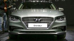 2017 Hyundai Grandeur - In 25 Images
