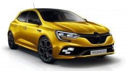 2018 Renault Megane RS imagined - Rendering