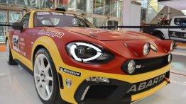 Abarth 124 Rally - 2016 Bologna Motor Show