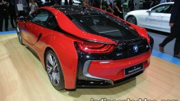 BMW i8 Protonic Red Edition - Thai Motor Expo Live