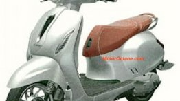 Bajaj Chetak patent image of parts revealed - Report