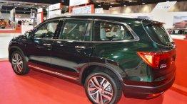 Short wheelbase Honda Pilot could resurrect Honda Passport nameplate - Report