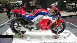 Honda CBR500R, Honda RC213V-S - Thai Motor Expo Live