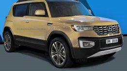 Hyundai Carlino (Hyundai sub-4 metre SUV) to get new turbocharged engine in India