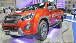 Isuzu D-Max V-Cross Max - 2016 Thai Motor Expo