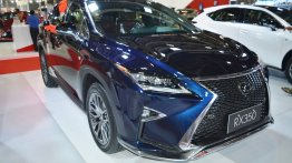 India-bound Lexus RX - 2016 Oman Motor Show