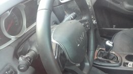 Lynk & Co CX11 interior spied with manual transmission