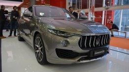 Maserati Levante - Bologna Motor Show Live