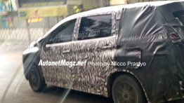 Production-spec Mitsubishi XM MPV spied in Indonesia