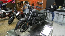 Moto Guzzi Audace, Moto Guzzi V7 II Stone, Moto Guzzi V7 II Racer - Thai Motor Expo Live