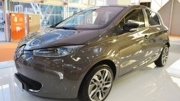Renault Zoe - Bologna Motor Show Live