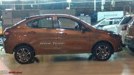 Tata Kite 5 top-end variant spied undisguised