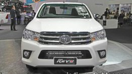 Toyota Hilux mid-cycle facelift to be unveiled next month - Report
