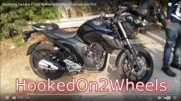 Yamaha mystery bike caught on video - Report