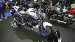 Yamaha MT-03, Yamaha MT-10 - Thai Motor Expo Live