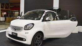 Smart forfood concept - Bologna Motor Show Live