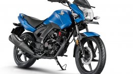 2017 Honda Unicorn 160 BS4 launched at INR 73,552