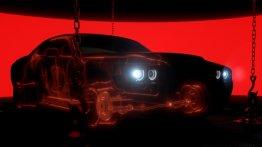 Dodge Challenger SRT 'Demon' teased ahead of 2017 NYIAS debut - Video
