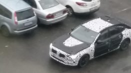 Next-gen Volvo S60 spied for the first time - Report