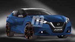 Next-gen Nissan Juke to be wider, lose diesel option - Report