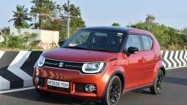 Maruti Ignis production suspended, facelift in the works - Report