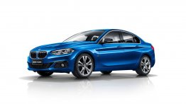BMW 1 Series Sedan launched in China at CNY 2,04,800