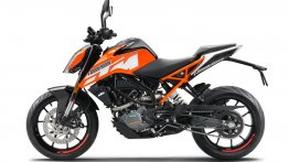 India-made KTM 125 cc motorcycles could be sold in Bangladesh - Report