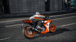 KTM RC125 to be launched in June, to rival Yamaha YZF R15 V3.0