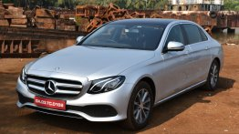 More powerful, faster Mercedes E-Class diesel launched in India - IAB Report