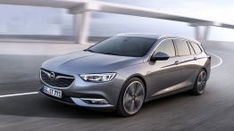 2017 Opel Insignia Sport Tourer revealed