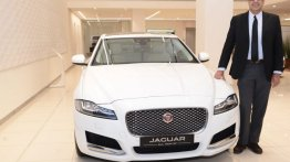 Locally produced 2017 Jaguar XF launched at INR 47.5 Lakhs