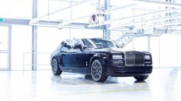 Last Rolls-Royce Phantom VII rolls off the assembly line